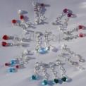 Orecchini Crystal Love