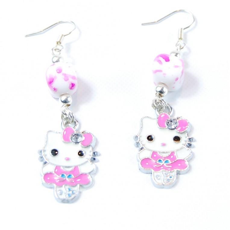 Orecchini Hello Kitty Ballerina