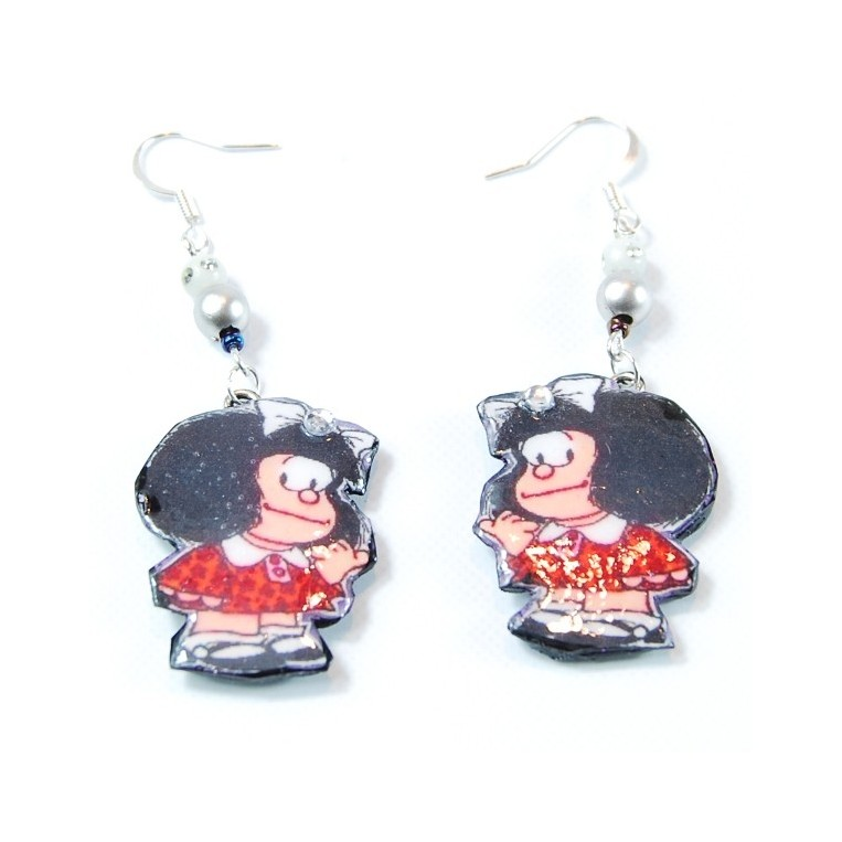 Orecchini Mafalda & You