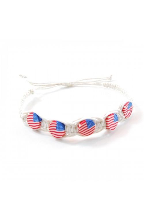 Bracciale I Love USA