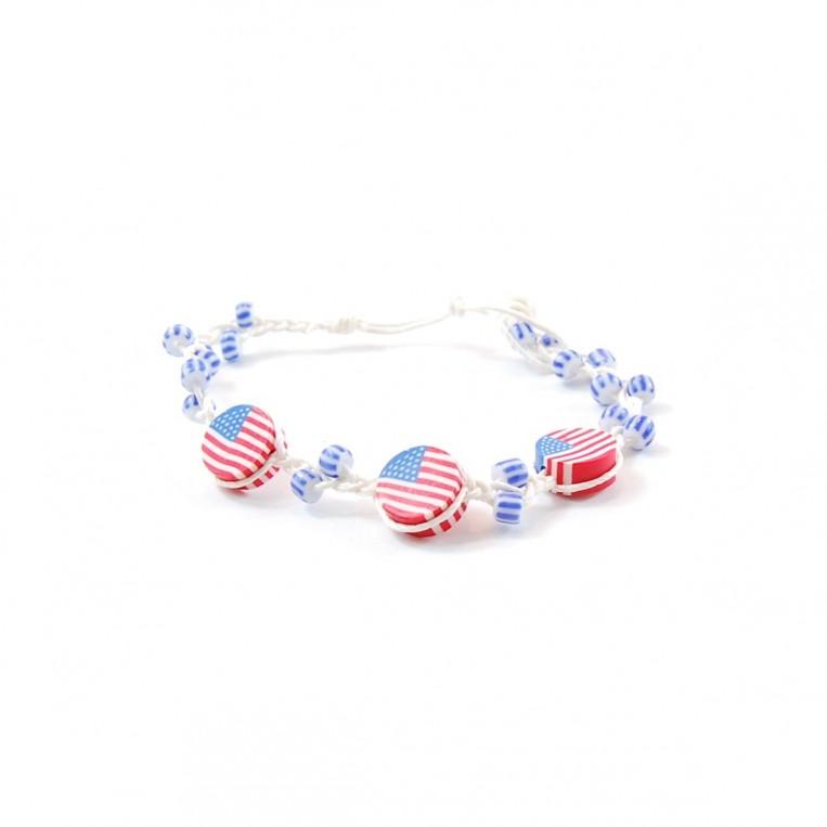 Bracciale I Love USA Little