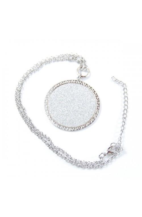 Collana Diamond Silver