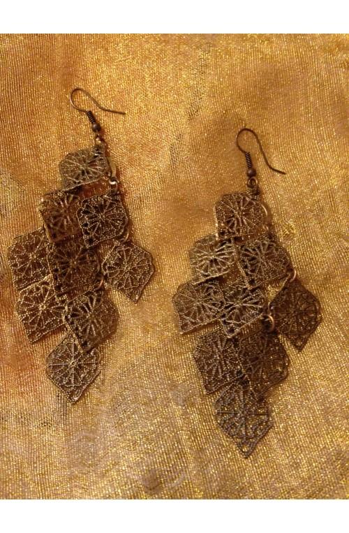 Orecchini Bronze Allure