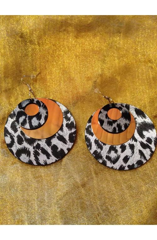 Orecchini Leopard Love