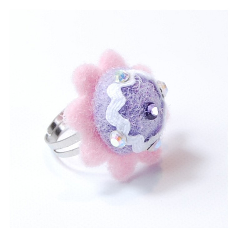 Anello Pink Flower