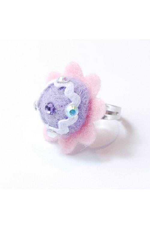 Anello Pink Flower