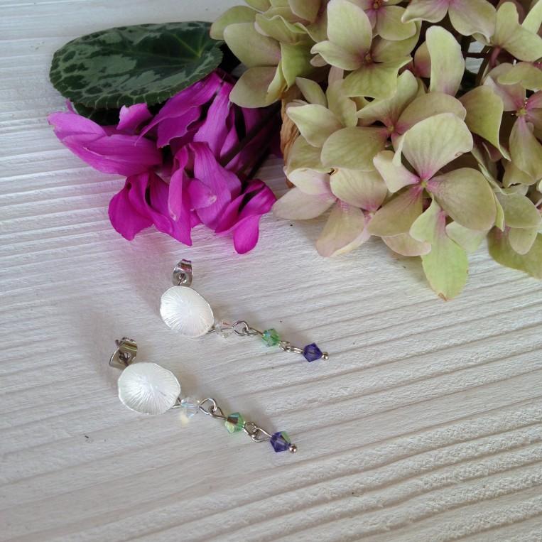 Orecchini Romance Lotus