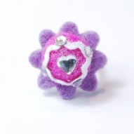 Anello Love Flower