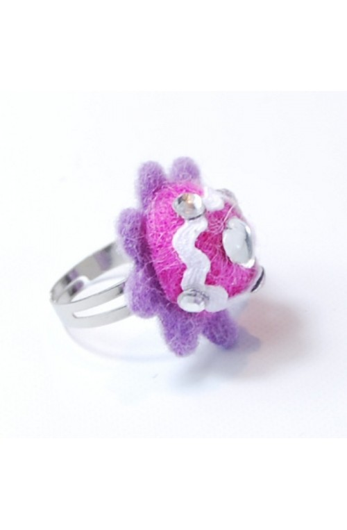 Anello Love Flower