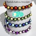 Bracciali Shamballa Rainbow