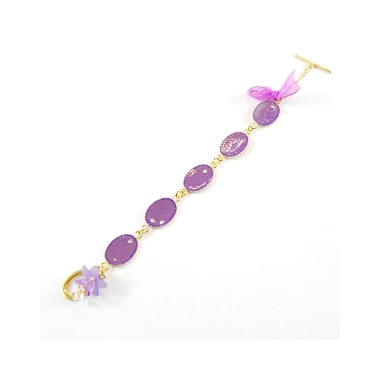 Bracciale Imagine Violetta