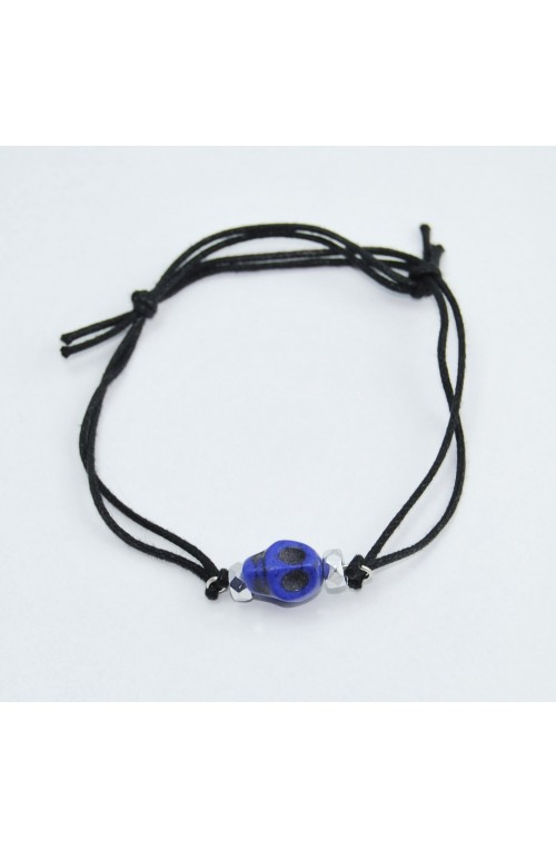 Bracciale Vodoo Blu