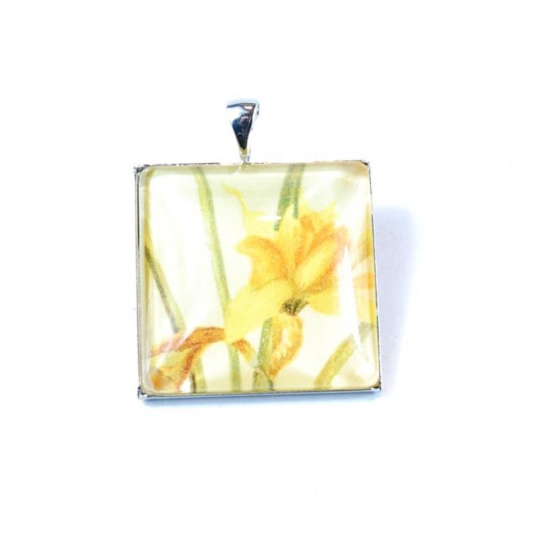 Ciondolo Narciso Vintage