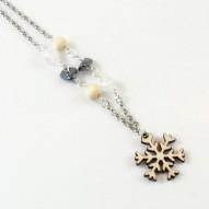 Collana Fiocco di Neve