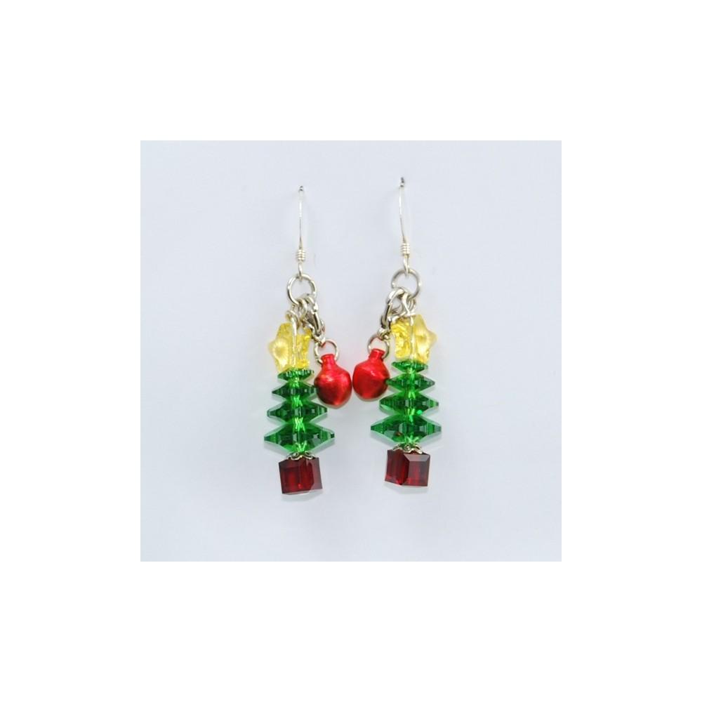 Orecchini Jingle Bells