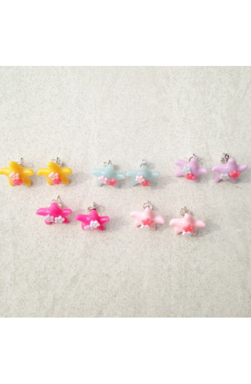 Orecchini Starfish