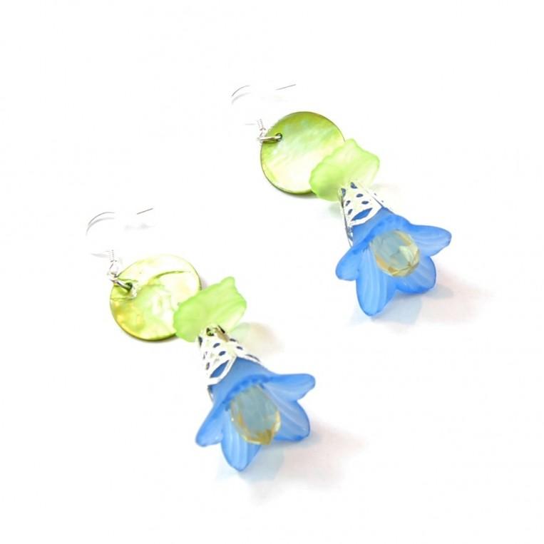 Orecchini Bluebell