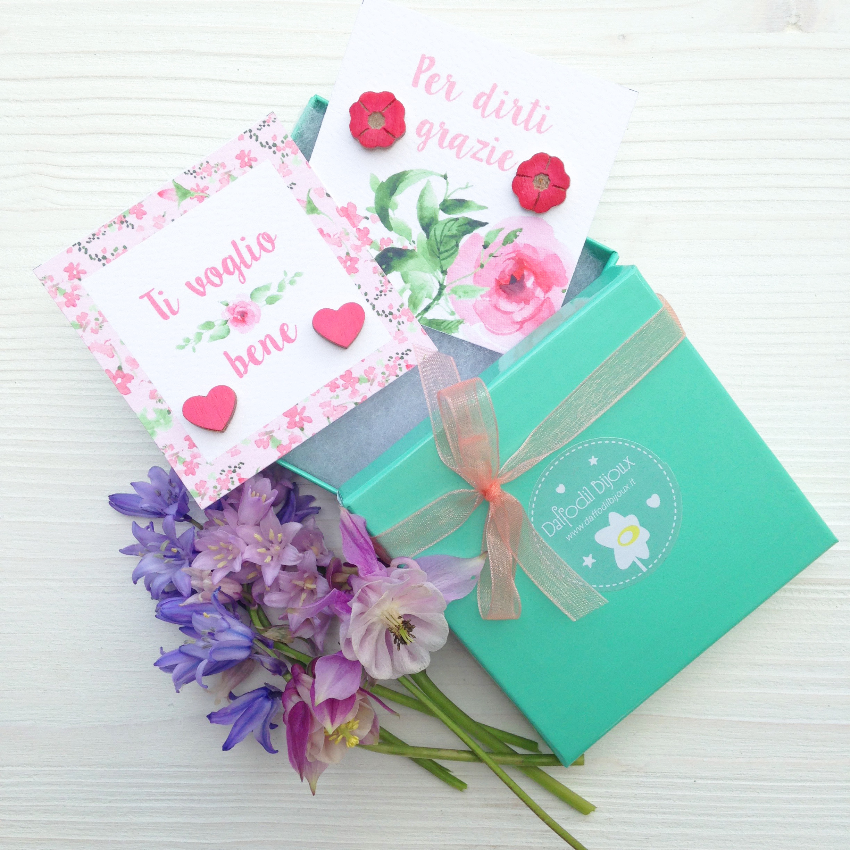 Se devi fare un regalo puoi farti realizzare una confezione handmade!